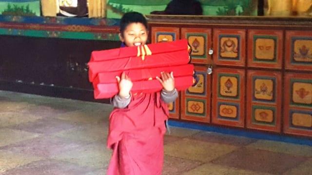 Jaukioji Tso Pema 2017   Drikung Kagyu vienuolynas