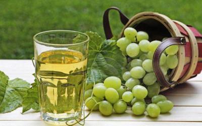 Sveikos kekės – vynuogės