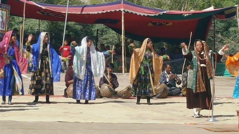 Moterų šokis