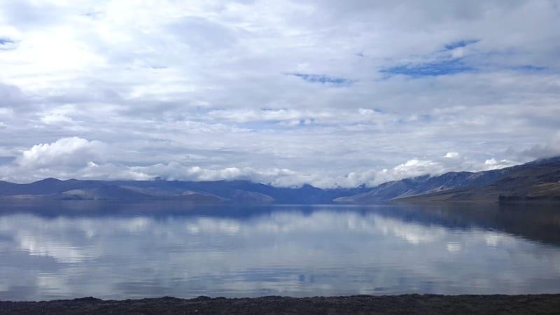 Prisimenant Ladaką. Kalnų. Tsomoriri ežeras bei klajoklių gyvenimas
