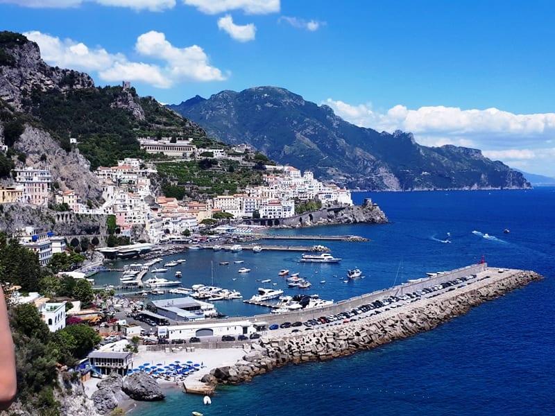 Italija 2020 / Amalfis / Ravello