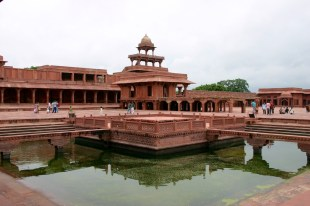 Fatehpur Sikri Panorama