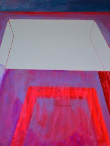 10 - Equilibrium - 2015 - 61 x 46 cm slash 24 x 18 inches - acrylic on canvas