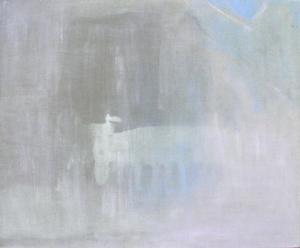The Bathtub 1- Abstract group expo Barcelona - 2015 - 100 x 120 cm slash 39 x 47 inches - acrylic on canvas