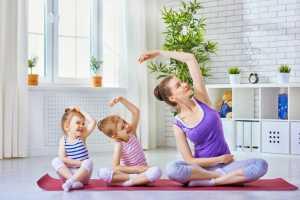 O postura buna si capacitate de concentrare cu yoga