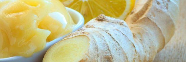 Ghimbirul cu miere, un adevărat elixir pentru organismul tău