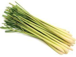 Pudră de lemongrass, sau iarbă de lămâie