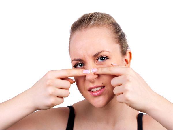 Pastă de dinți pentru punctele negre
