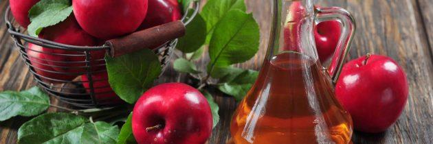 Beneficiile oțetului din cidru de mere pentru perfecțiunea tenului