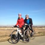 Vreme de bicicleta: tura in jurul Bucurestiului