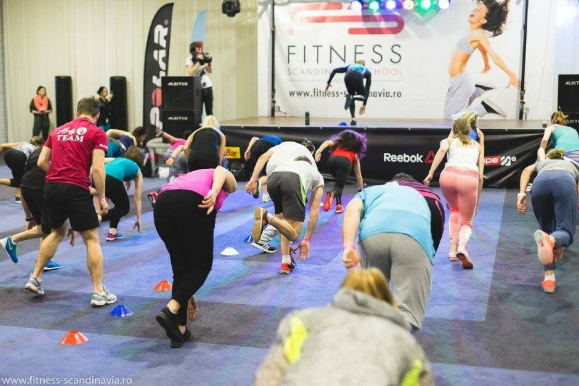 conventia internationala de fitness