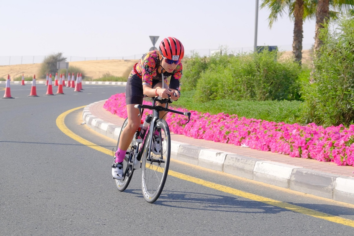 Ironman 70.3 Dubai 2019 - a 2a calificare la Campionatele Mondiale