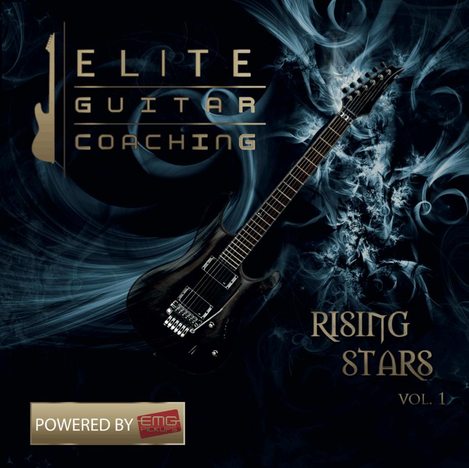 elite guitar coaching CD