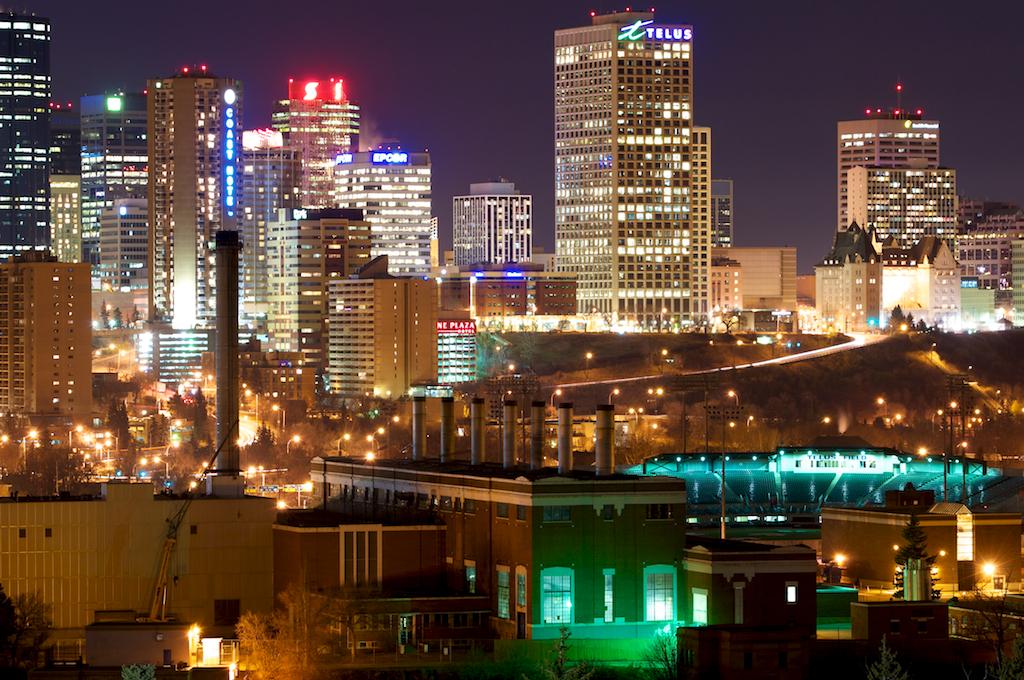 Edmonton Nightscape