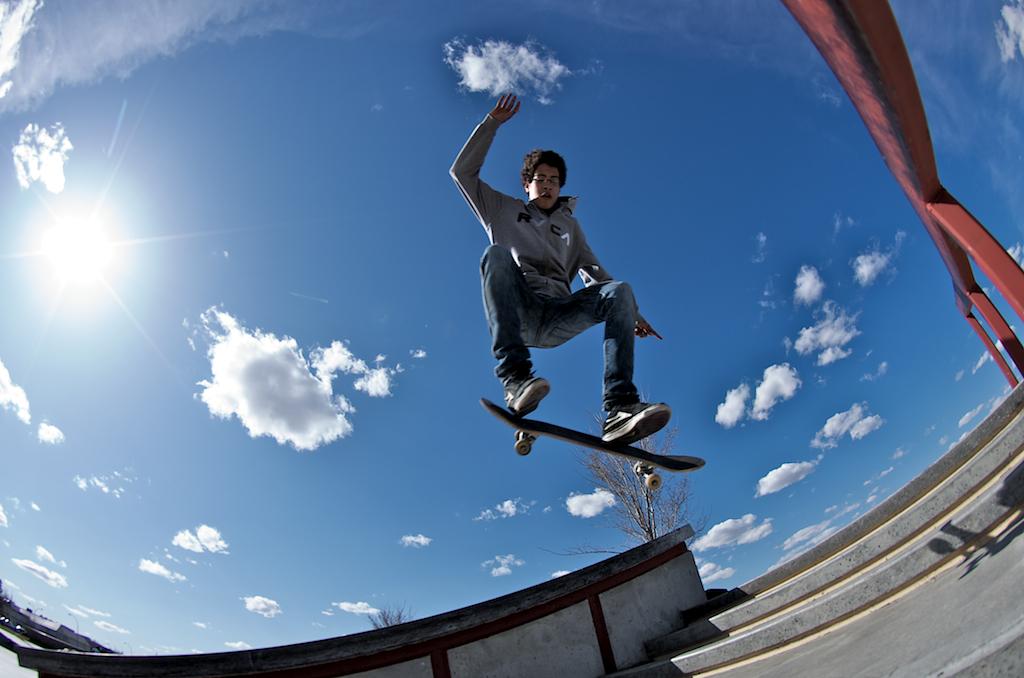 Callingwood Skateboard Park
