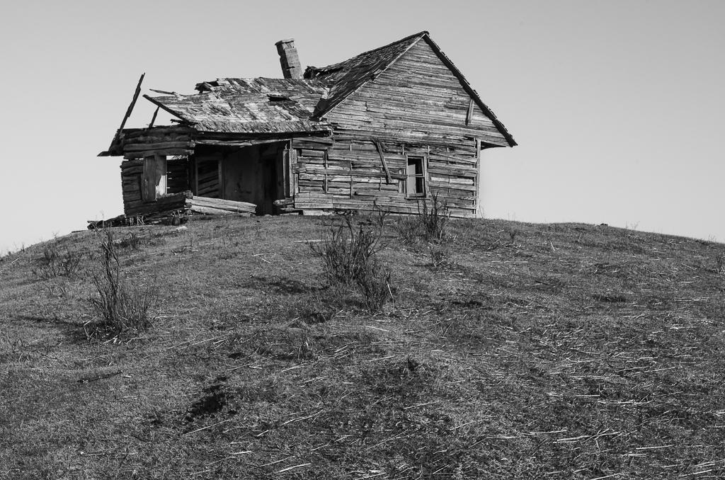 Alberta Log Cabin Homestead