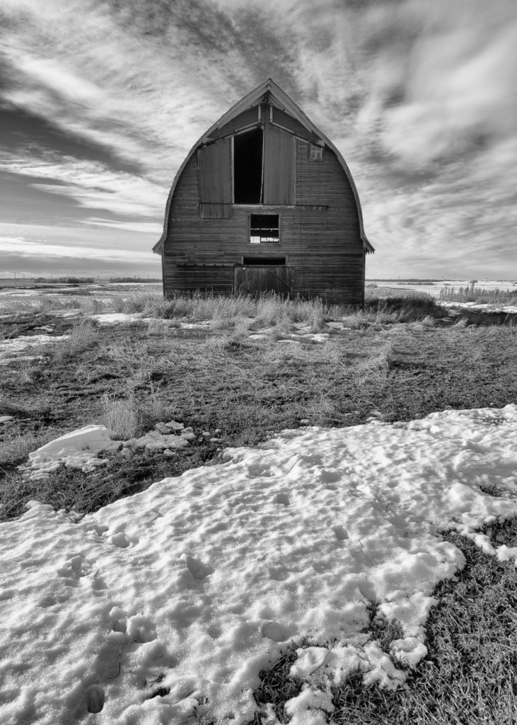 The Iconic Prairie Barn