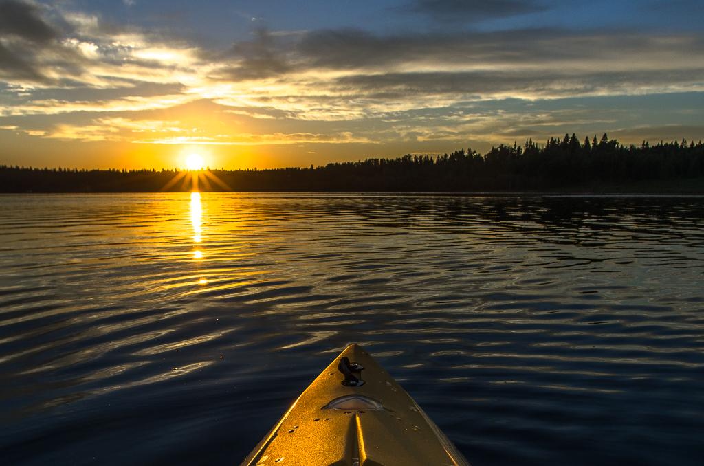 Lake Wabamun, Alberta