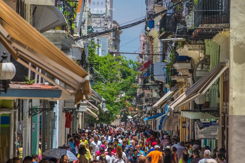 Havana At Street Level