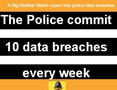 Is Your Data Safe in Police Hands?