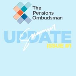 Pension Ombudsman Update Summer 2017