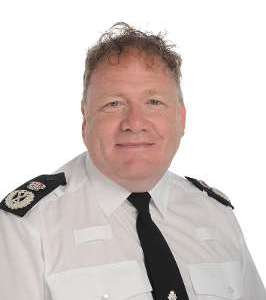 Chief Constable Morgan sends letters to vulnerable pensioners