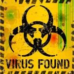 Virus found