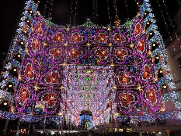 Il Festival delle Luminarie