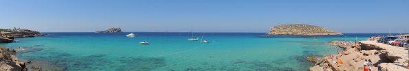 Il mare di Ibiza