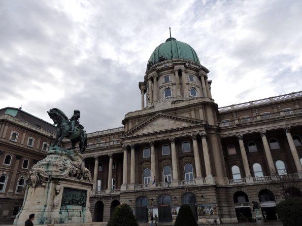 Il Palazzo imperiale di Budapest