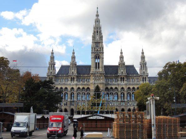 Rathaus, il municipio di Vienna