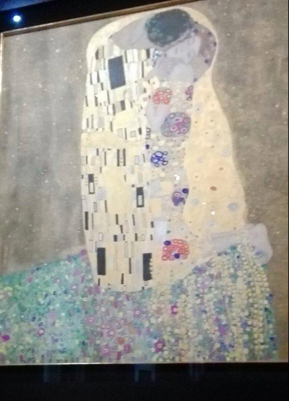 """""""Il bacio"""", G.Klimt"""