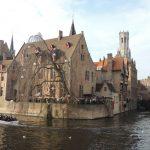 """Bruges, la """"Venezia del Nord"""""""