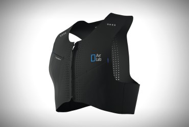 The best solution for personal safety of runners: D-One smart vest