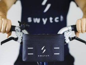 The world's smallest and lightest eBike conversion kit