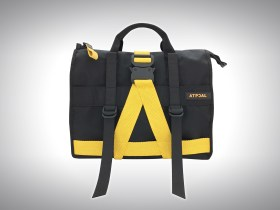 Atpcal A-Carry Tote is a backpack bag with a gorgeous handcrafted design made in Italy