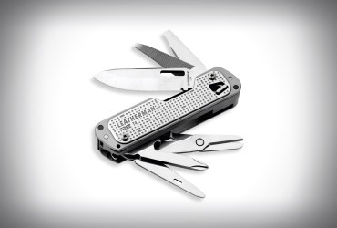 Leatherman FREE T4 multi-tool: not quite The Saint's knife but just as fascinating