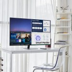 Samsung M7 43 inch all-in-one: monitor or TV? Better both, but in a smart way!