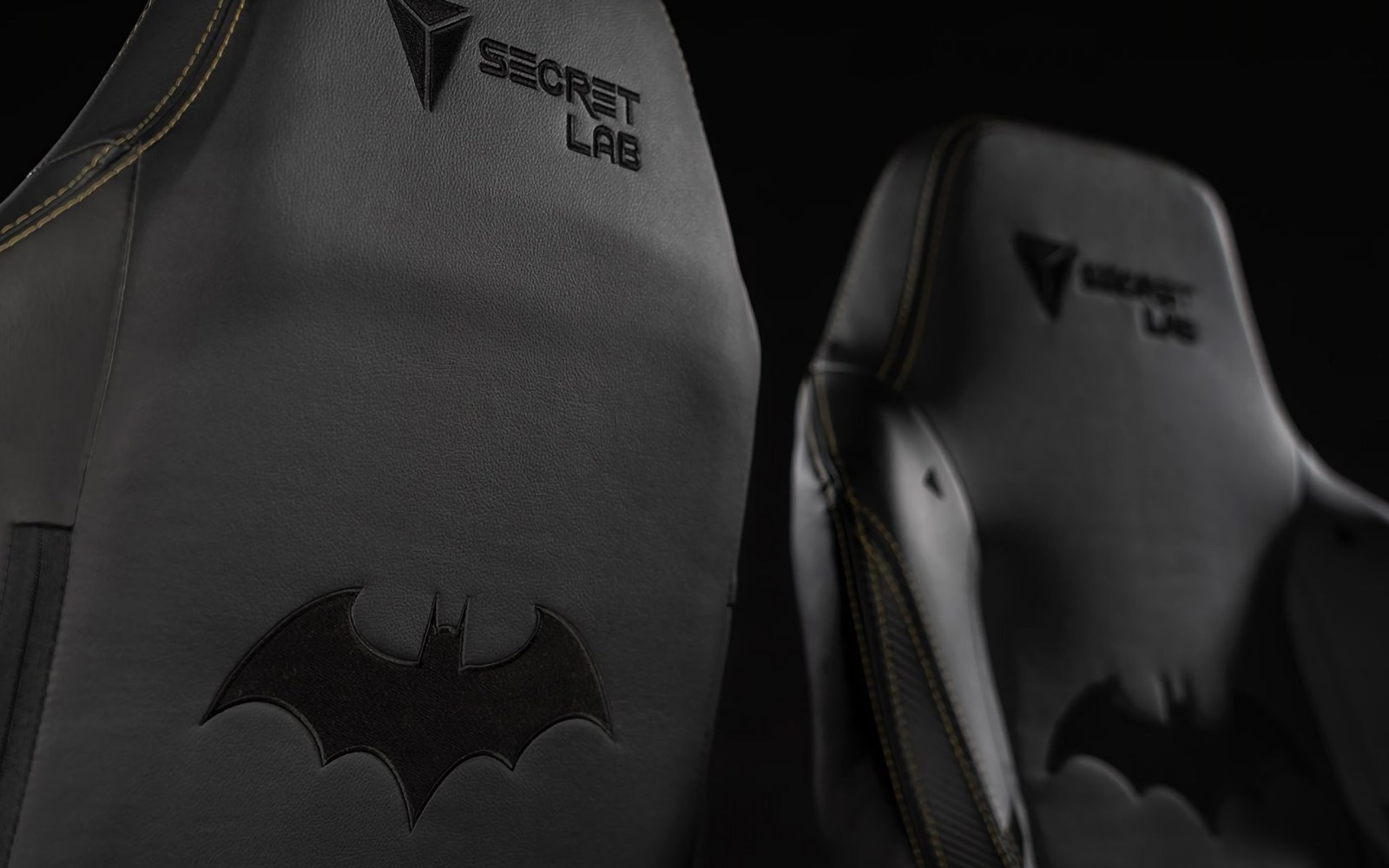 Secretlab TITAN Evo 2022 Series Dark Knight is the gaming chair for your Batcave