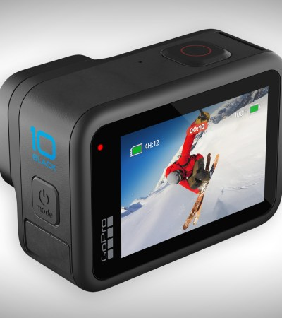 The new GoPro HERO 10 Black is more pro than ever