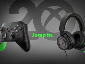 Celebrate Xbox's 20th anniversary with these special edition accessories in transparent black and translucent green