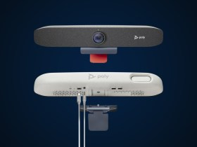Poly Studio P15 is the 4K webcam to work remotely like in your office
