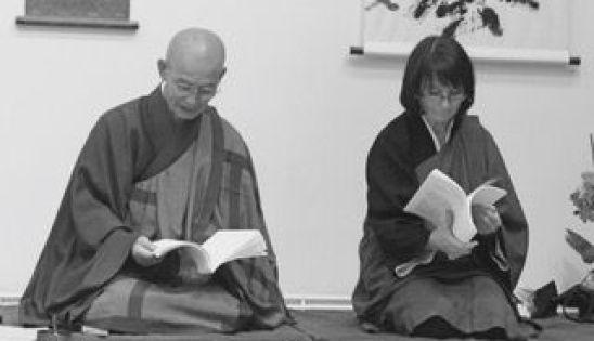 sesshin maitre Hirano Katsufumi Rôshi