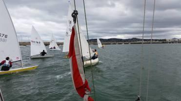 Start - Race two