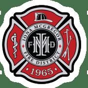 Iona McGregor Fire District Logo