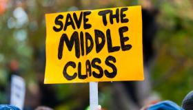 Middle Class Death