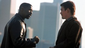 Denzel Washington And Ethan Hawke In 'Training Day'