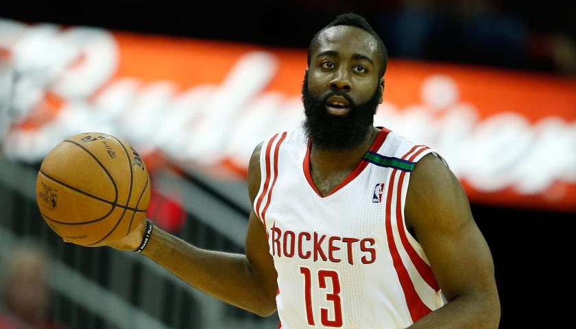 826ddf4779b2 James Harden Confronts Hilarious Heckler Who Accused Him Of Flopping