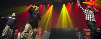 De la Soul Performs At Le Zenith In Paris