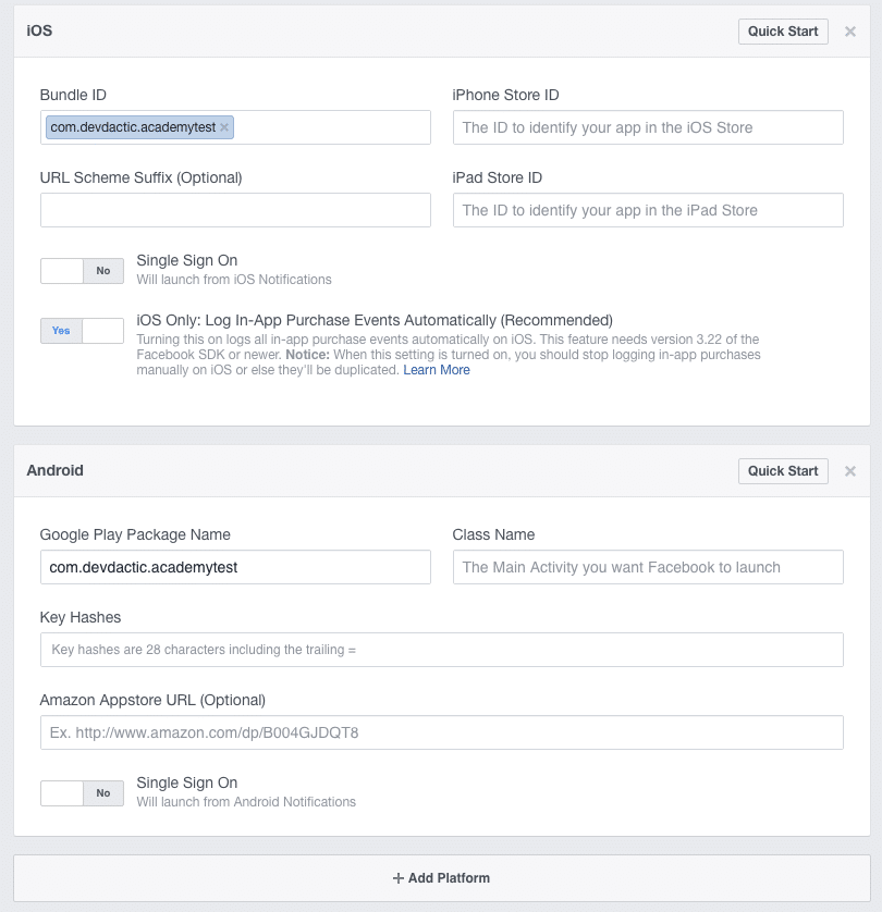 facebook-login-platforms